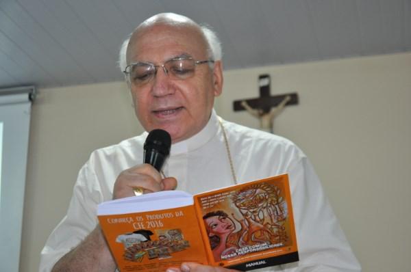 Poucas  Boas Temas quentes tiram espao da Igreja na mdia afirma bispo