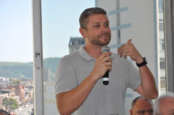 Rodrigo Drable diz que errou ao acreditar em Cunha
