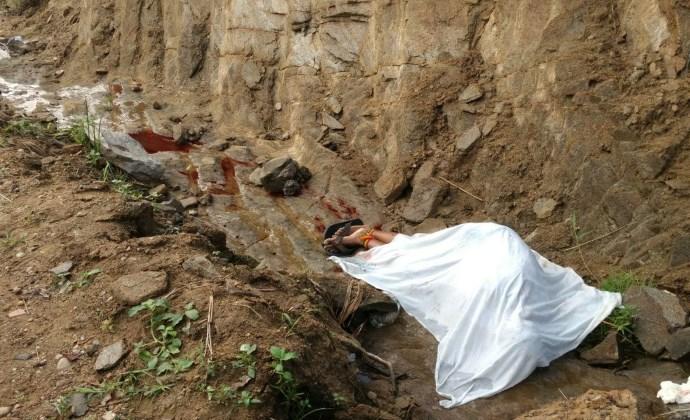 1446a46643f Assassinato com requintes de crueldade em Volta Redonda - Polícia ...